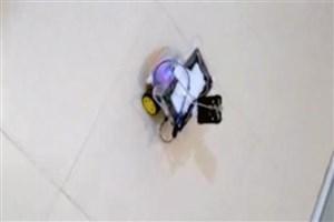 ربات هوشمند خانگی ساخته شد