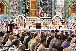 مراسم جزء خوانی قرآن کریم  در حرم حضرت عبدالعظیم حسنی