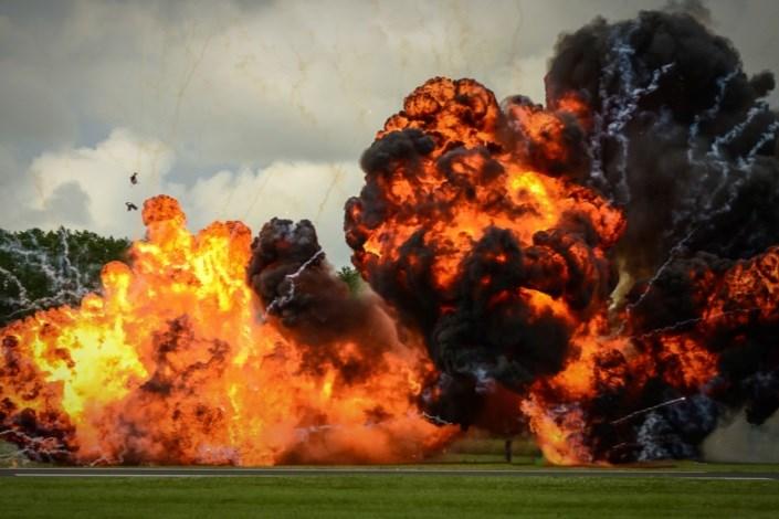 حسگر شناسایی مواد قابل انفجار