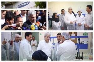 گسترش تولید محصولات پیشرفته و فناور دارویی و غذایی