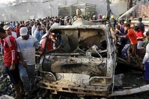 داعش مسئولیت انفجار انتحاری بغداد را پذیرفت