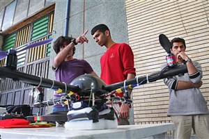 Amirkabir University Holds Aerospace Competition