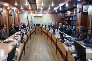 هشتمین جلسه شورای نظارت، ارزیابی و تضمین کیفیت علوم، تحقیقات و فناوری برگزار شد