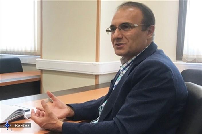سیدکمال الدین ستارهدان استاد دانشکده مهندسی برق و کامپیوتر دانشگاه تهران