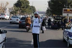 واکنش  پلیس در مورد کلیپ منتشرشده از مامور راهور در بلوار میرداماد