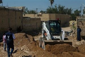 آخرین وضعیت خدمترسانی قرارگاه جهادی دانشگاه آزاد در خوزستان/ تهیه بسته حمایتی برای دانشآموزان مناطق سیل زده