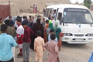 قدردانی  دانشگاه آزاد اسلامی سیستان و بلوچستان  از کمکهای غیرنقدی واحد کرمان