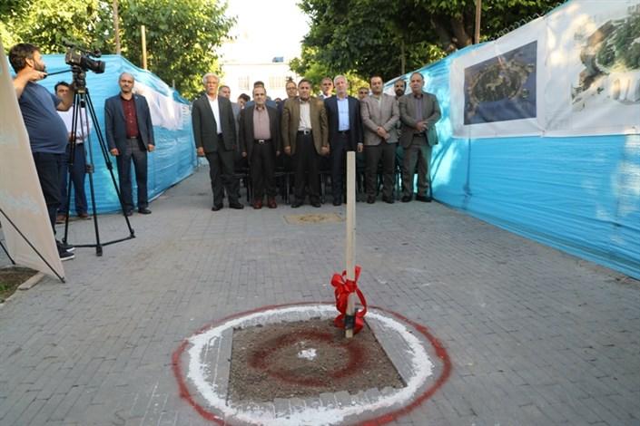 آغاز پروژه ساماندهی و ارتقای کیفی فلکه دوم نیرو هوایی تهران