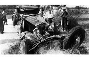 اولین تصادف فوتی کی  و کجا رخ داد؟