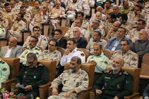 سردار رضایی : دغدغه ای در مرزها نداریم/ انتصاب فرمانده مرزبانی استان خوزستان