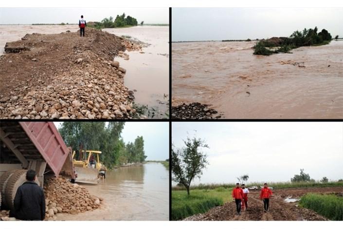 تخریب 100درصدی مسیرهای گردشگری روستایی جنوب خوزستان