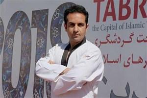 استاد واحد میانه، مربی تیم ملی تکواندو نونهالان ایران شد