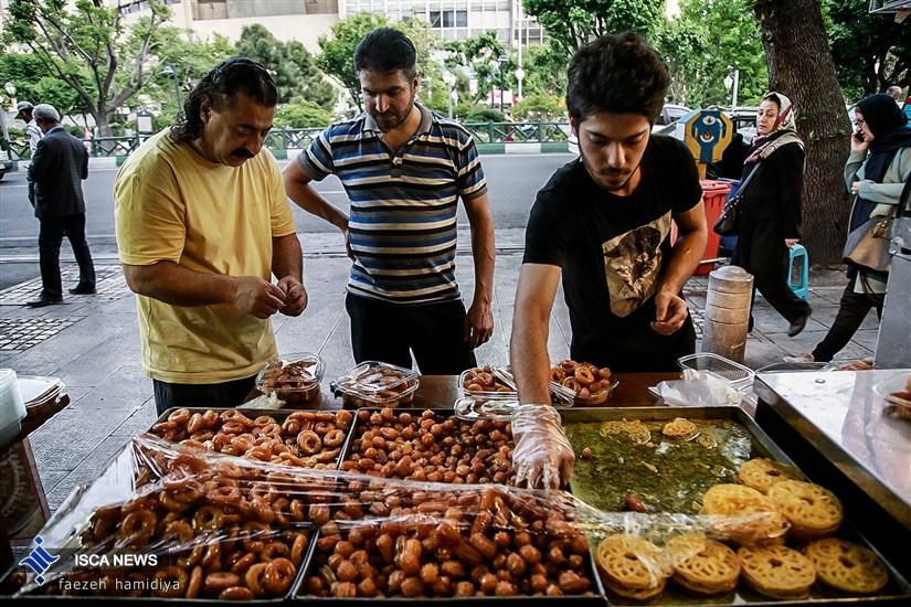 تهران در شب های رمضان