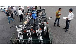 شکایت پلیس از موتورسوار متخلف