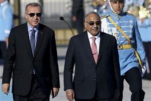نخست وزیر عراق با اردوغان دیدار کرد