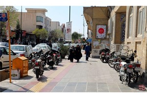 احترام به  بدیهی ترین حقوق عابران پیاده در تهران