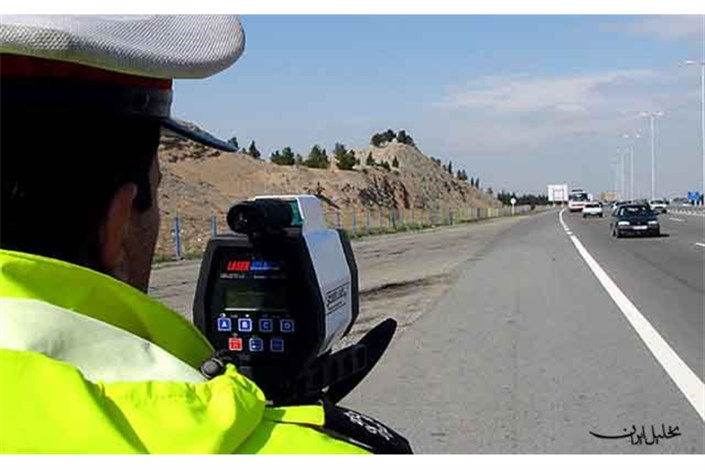 حداکثر سرعت مجاز در معابر مختلف پایتخت