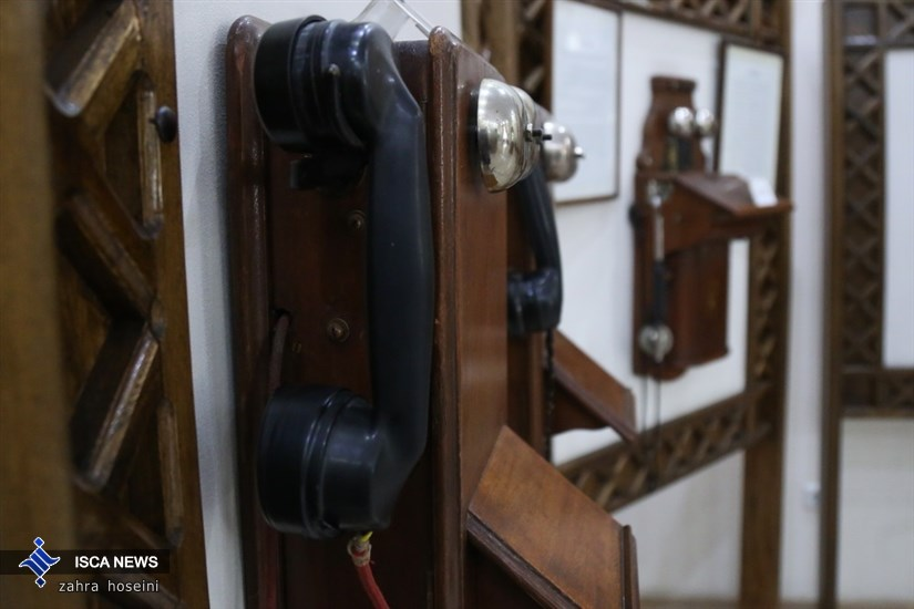 گذری بر موزه ارتباطات ایران