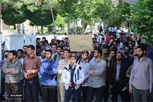 فضای فرهنگی دانشگاه تهران مغایر با قوانین و آیین نامه ها است