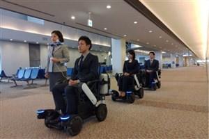 کمک ویلچرهای خودران به معلولان