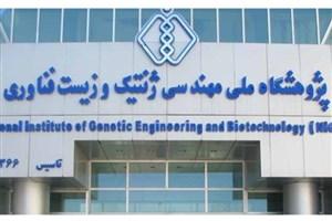 پژوهشگاه ملی مهندسی ژنتیک رتبه نخست مراکز پژوهشی ایران را کسب کرد
