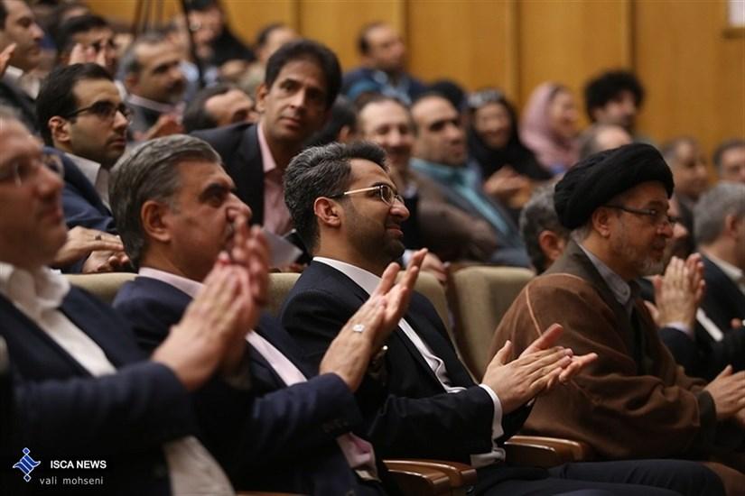 مراسم  رونمایی  از چهار دستاورد مهم  حوزه ارتباطات