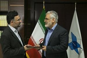 معاون تحقیقات، فناوری و نوآوری دانشگاه آزاد اسلامی منصوب شد
