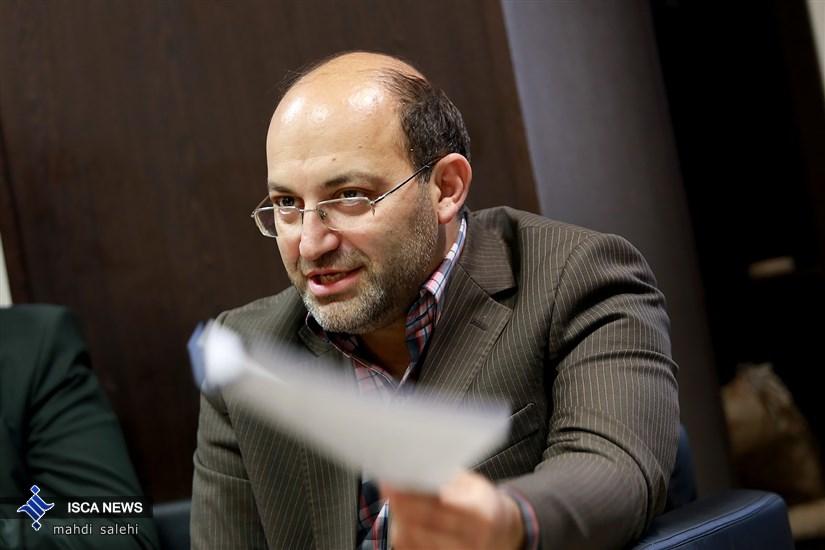 مصاحبه با  مدیر کل  امور اقتصاد دانش بنیان  دانشگاه آزاد اسلامی در ایسکانیوز