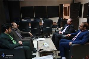مدیرکل امور اقتصادی دانشبنیان و سرمایهگذاری دانشگاه آزاد اسلامی از ایسکانیوز بازدید کرد