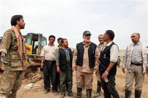 جهادگران و فعالان قرارگاه جهادی دانشگاه آزاد اسلامی در استان خوزستان تقدیر شدند