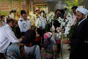 کودکان یتیم همیار پلیس شدند/برگزاری جشن کودکان آسمانی به همت پلیس راهور تهران