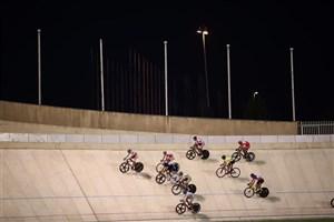تیم دوچرخهسواری دانشگاه آزاد اسلامی در رقابتهای اسپرینت قهرمان شد