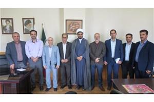 تشکیل شورای روسای دانشگاه ها و مراکز آموزش عالی شهرستان رامسر