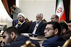 دیدار تشکل های دانشجویی با رئیس دانشگاه آزاد اسلامی