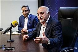 مصاحبه  رئیس انجمن  سازندگان  تجهیزات صنعت و نفت