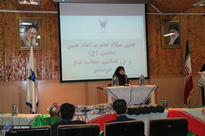 همسر شهید فانوسی