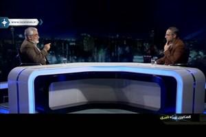 حضور دکتر طهرانچی در برنامه گفتوگوی ویژه خبری شبکه دوم سیما
