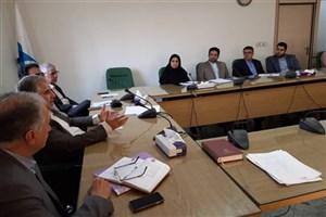 جلسه مشترک شورای مدیران دفاتر هیئت امنای دانشگاه آزاد برگزار شد
