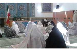 اعتکاف رمضان ویژه خواهران دانشگاهی استان یزد برگزار میشود