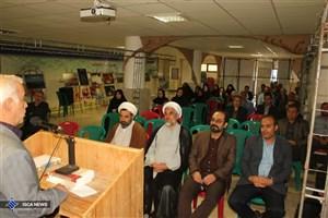 برگزاری مراسم بزرگداشت سالروز آزادسازی خرمشهر در واحد شاهرود