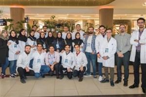 کمپین روزهداری و سلامت در دانشگاه آزاد اسلامی تبریز برگزار شد
