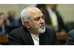 توضیح وزارت امور خارجه درباره دیدار ظریف با یک سناتور آمریکایی