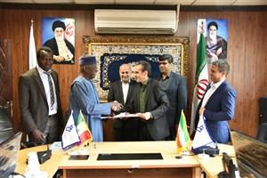 امضای تفاهم نامه همکاری بین دانشگاه فنی و حرفهای و موسسه فنی پرومکابیل سنگال