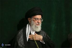 مراسم سوگواری شهادت امیرالمؤمنین (ع) با حضور رهبر انقلاب برگزار شد