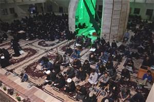 برگزاری مراسم احیای شب قدر 21 رمضان در دانشگاه آزاد اسلامی مشهد