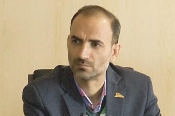 علی جعفر صالحی، سرپرست معاونت طراحی و تضمین ماموریت پژوهشگاه فضایی ایران