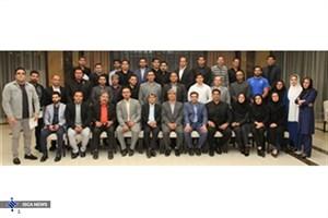 مجمع انجمن بدنسازی و پاورلیفتینگ برگزار شد