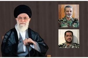 انتصاب فرمانده قرارگاه پدافند هوایی خاتم الانبیاء (ص)
