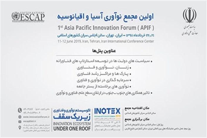 مجمع نوآوری آسیا و اقیانوسیه (اسکاپ)