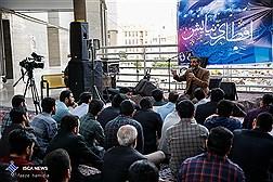 مراسم  افطاری  دانشجویان واحد تهران مرکز(نیایش)